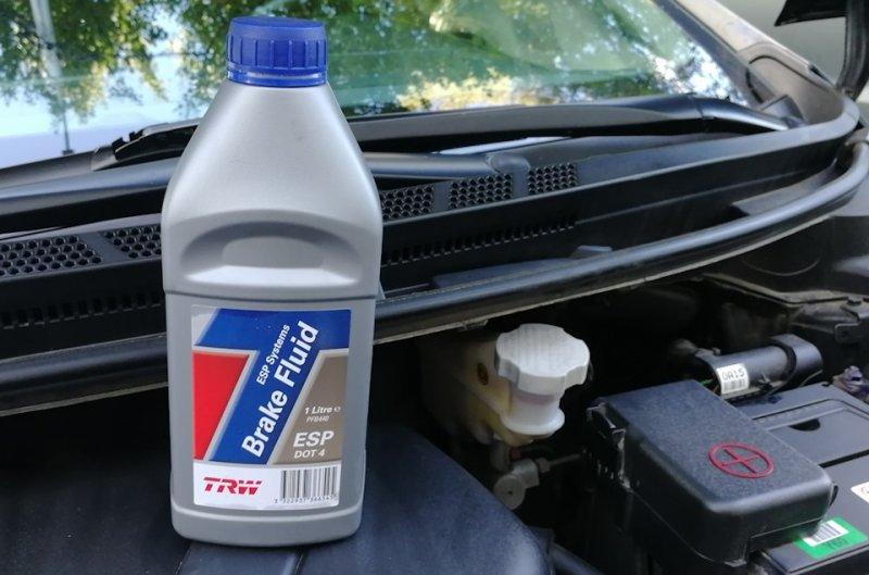 Тормозная жидкость для Kia Cerato