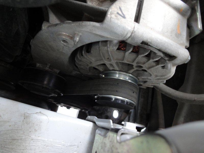 Ремень генератора Lada XRAY