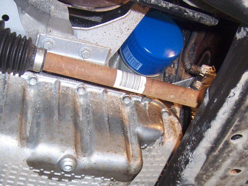 Масляный фильтр Lada XRAY