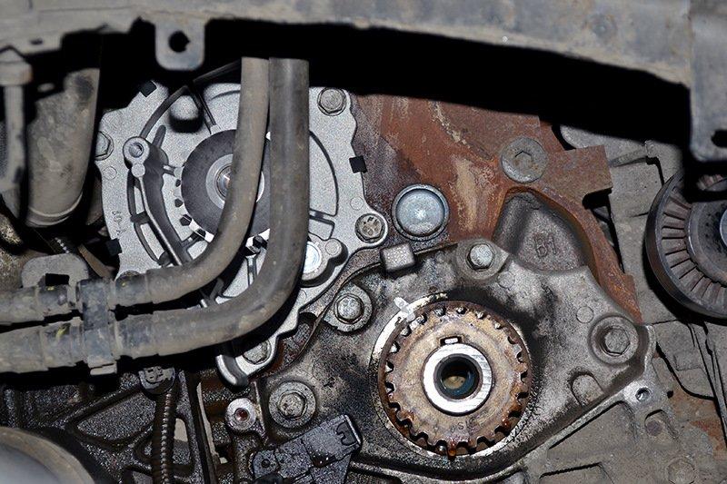 Замена ремня ГРМ Land Rover Freelander 2