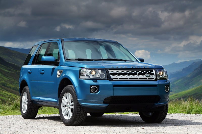 Автомобиль Land Rover Freelander 2