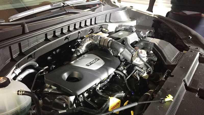 Регулировка двигателя Hyundai Tucson на техосмотре