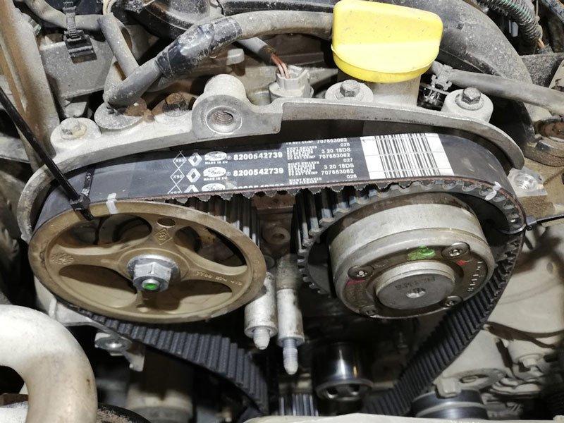 Ремень ГРМ Renault Duster