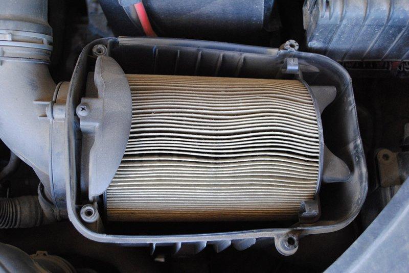 Воздушный фильтр Volkswagen Jetta