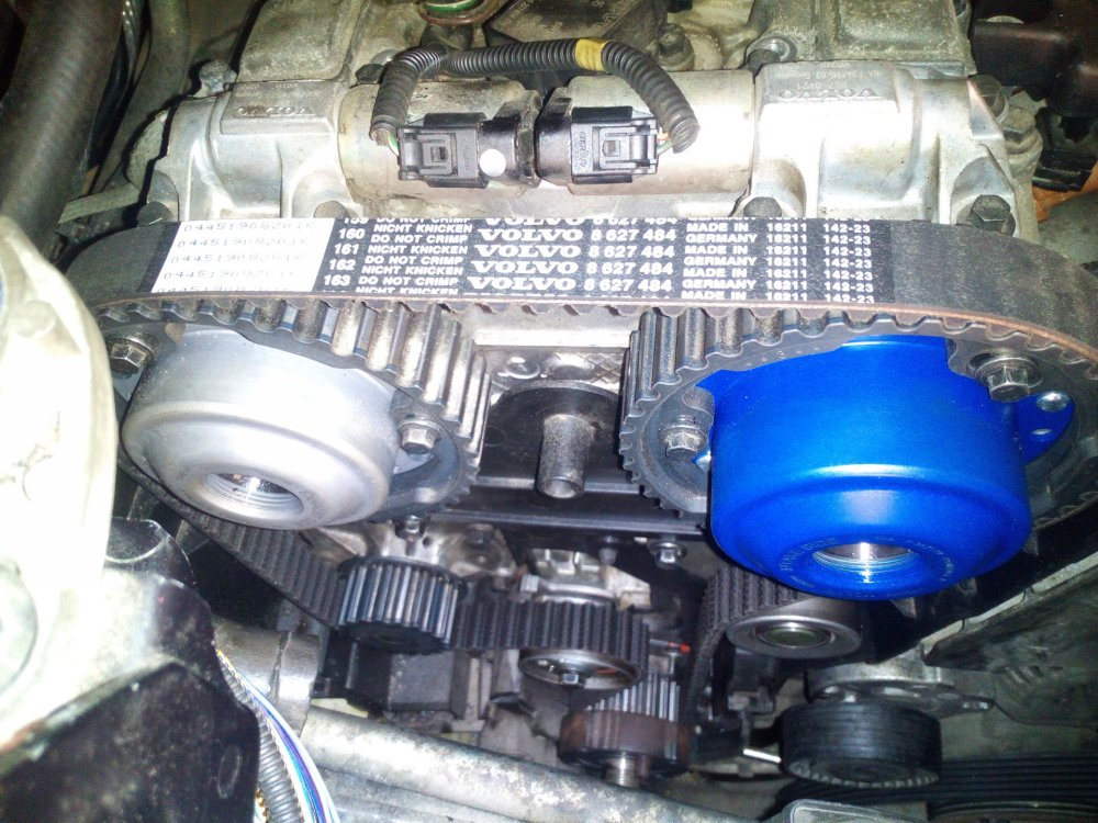 Ремень ГРМ Volvo XC90
