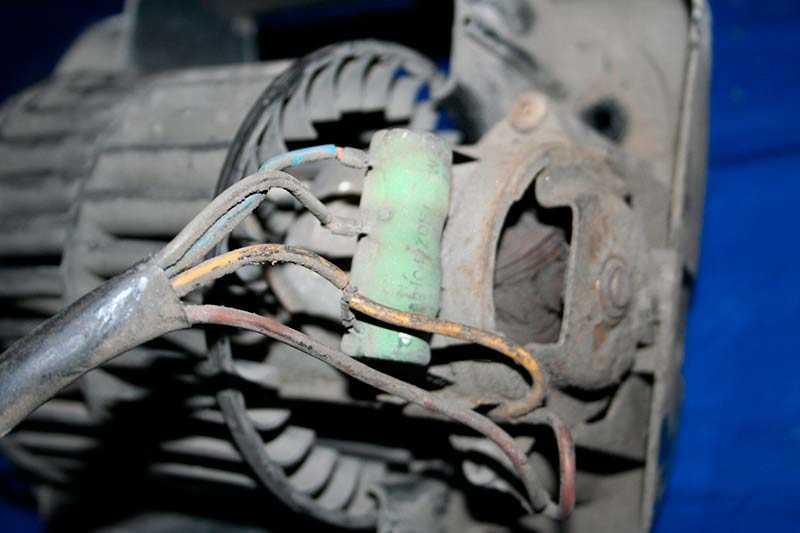 Резистор моторчика вентилятора