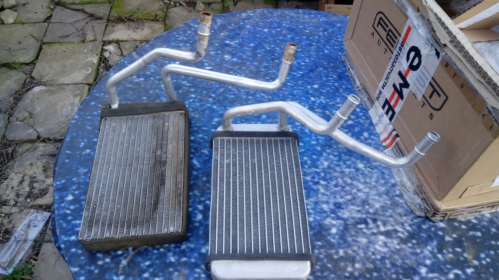 Радиатор печки Great Wall Safe