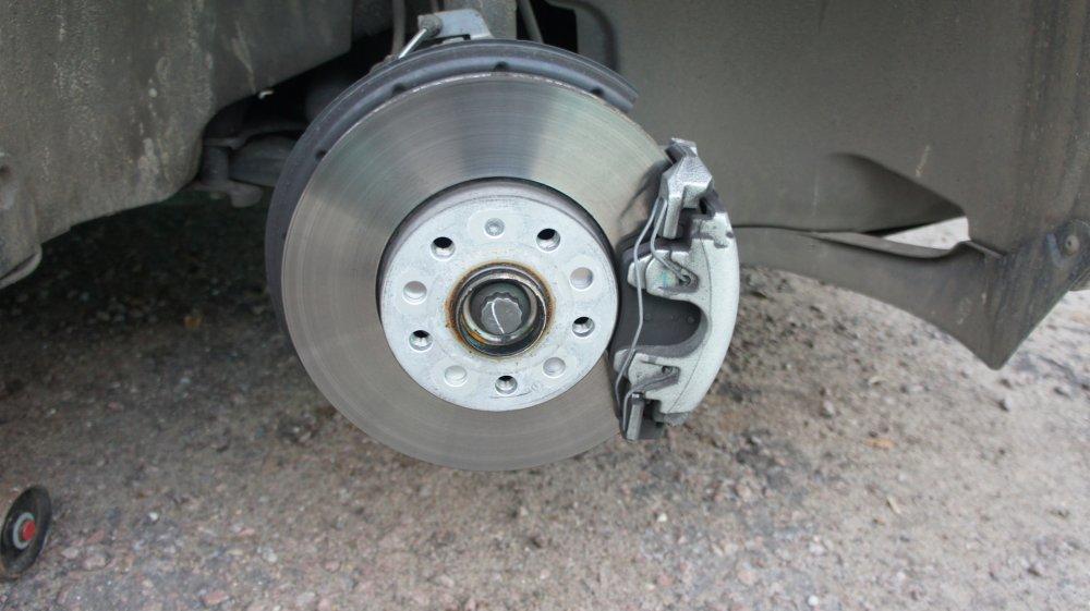 Тормозные диски Skoda Yeti