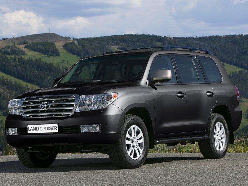 Внедорожник Toyota Land Cruiser