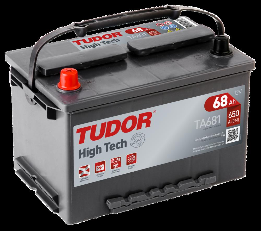 Аккумуляторы для авто Tudor