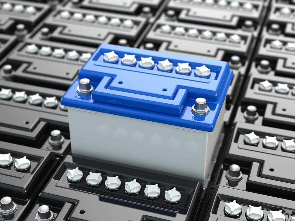 Хранение автомобильного аккумулятора