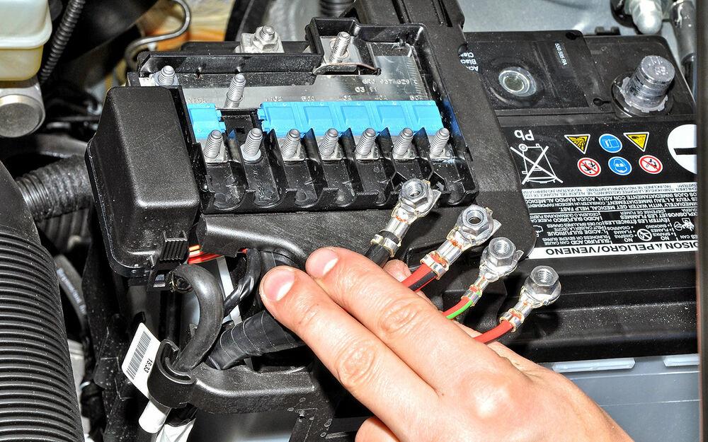 Утечки тока аккумулятора