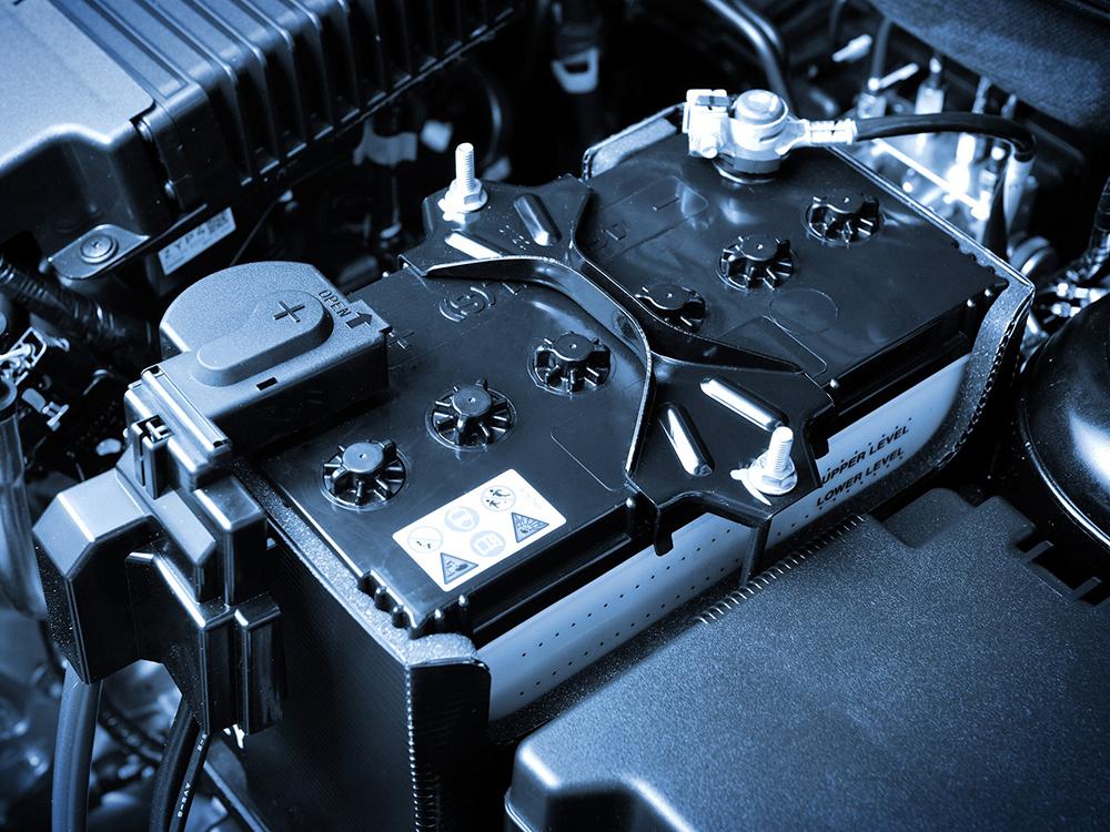 Аккумулятор от авто