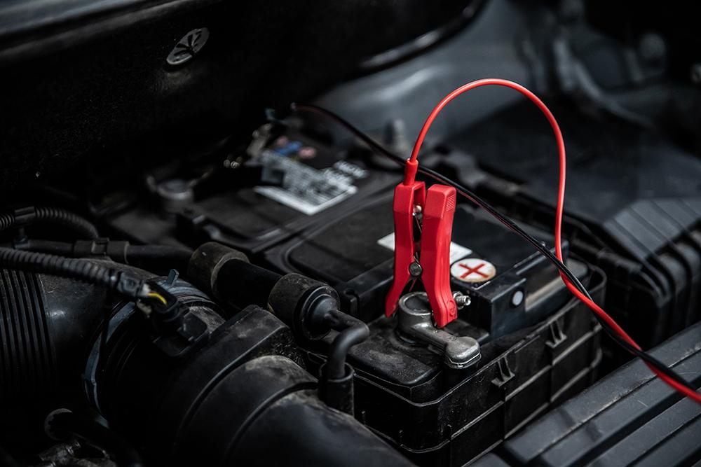 Разряженный аккумулятор авто
