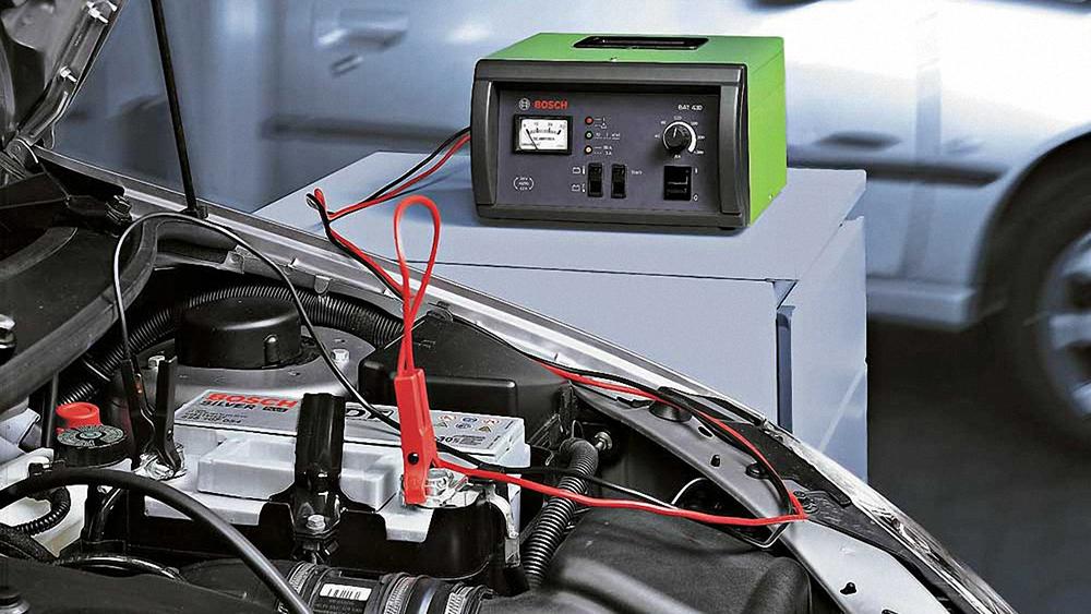 Разряженный аккумулятор в авто