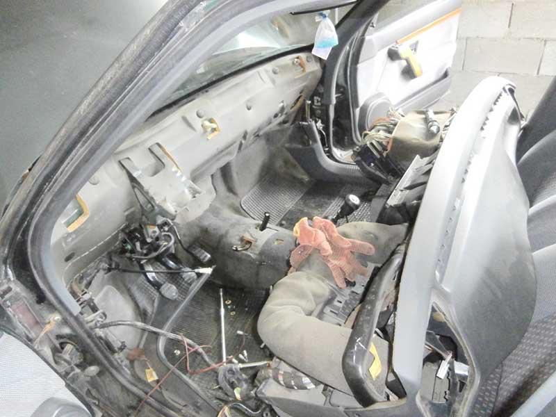 Замена радиатора печки Renault Kangoo