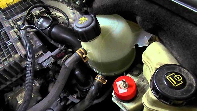 Сливать антифриз с Renault Kangoo