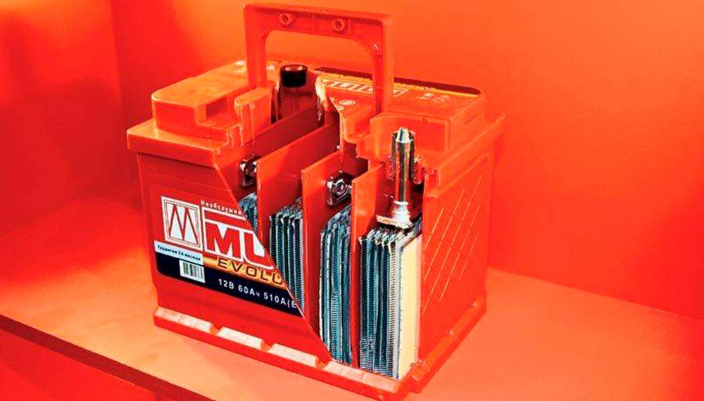 Устройство свинцово-кислотного аккумулятора и принцип его работы