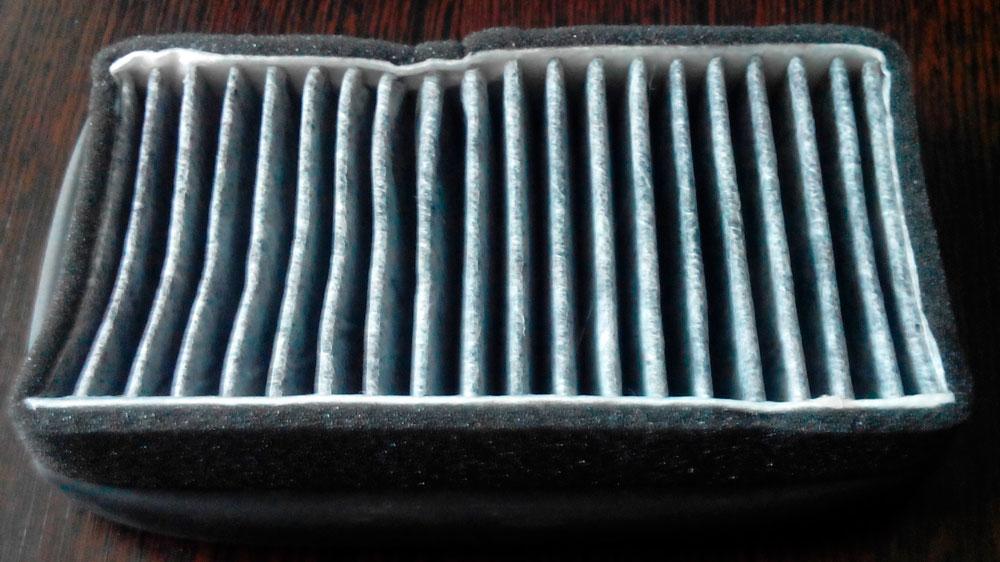 воздушный салонный фильтр