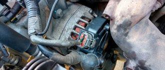 Замена ремня и генератора на Nissan Almera Classic
