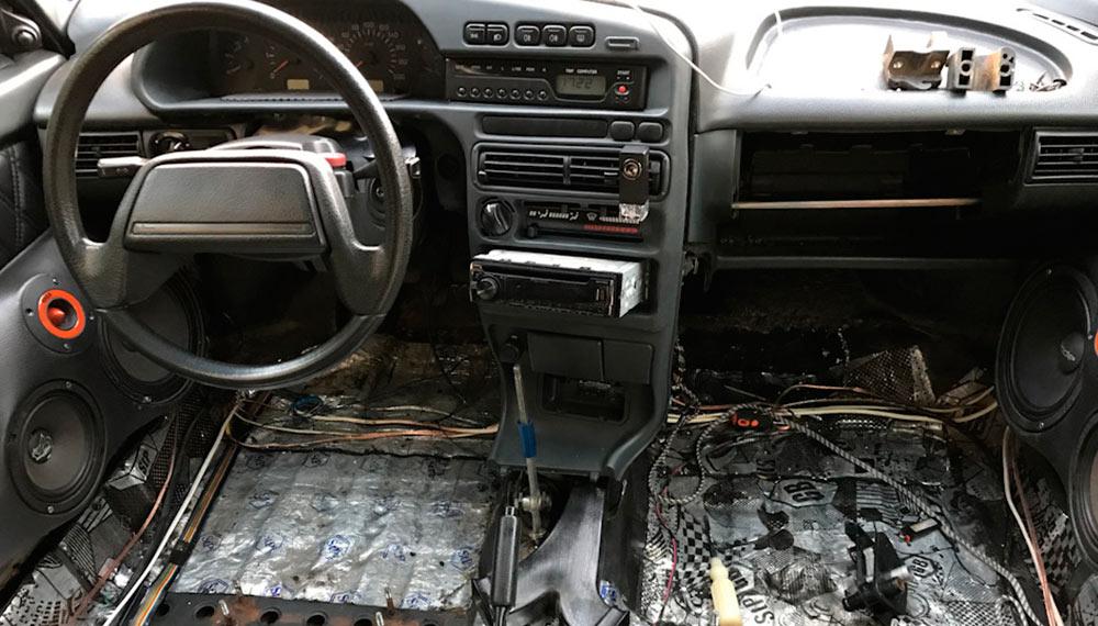 ВАЗ 2113 плохо работает печка салона