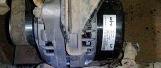 поменять генератор на автомобиле Lada Priora