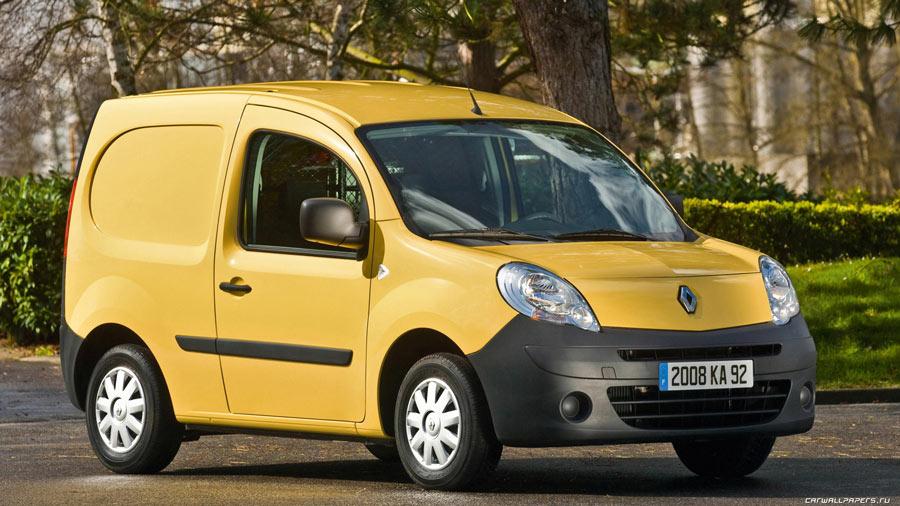Автомобиль Renault Kangoo